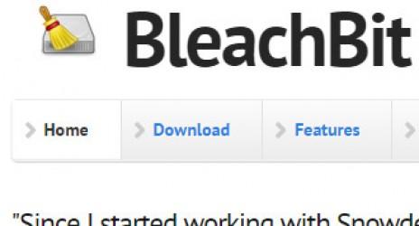 BleachBit — бесплатная программа для удаления ненужных файлов