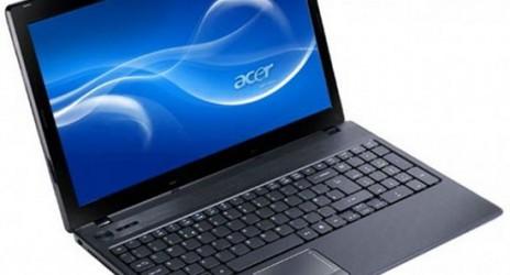 Разборка ноутбука Acer Aspire 5742