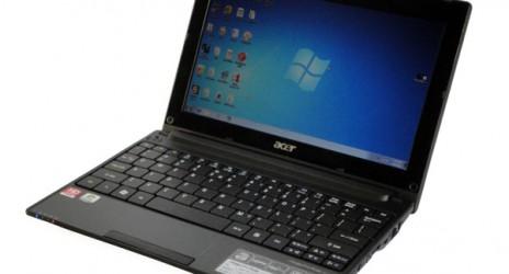 Разборка нетбука Acer Aspire One 522